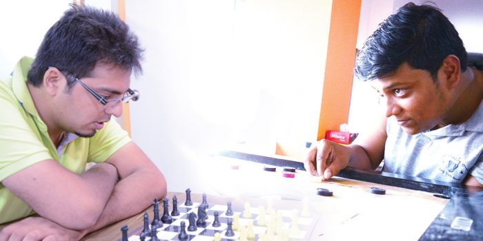 Charismatic! Webkul Chess and Carrom Tournament 2016